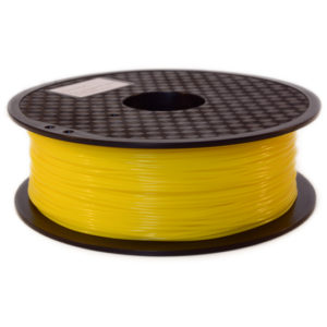 3d filament yellow plastfab
