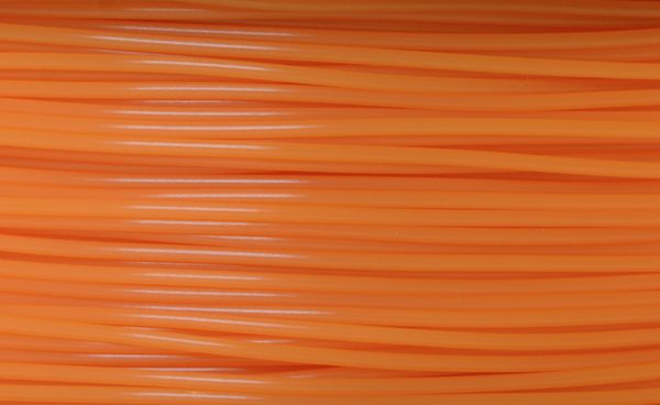 filament pla orange plastfab